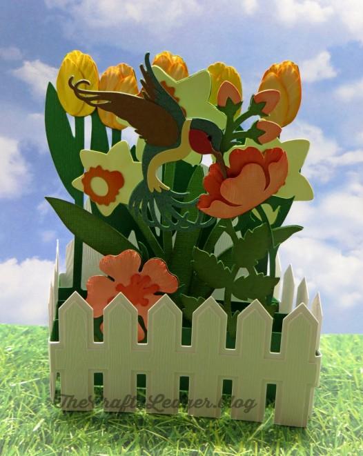 Garden Box Card