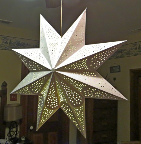 star in light